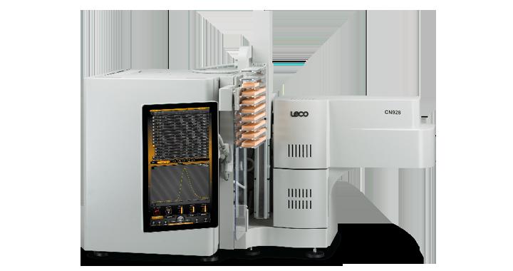 CN928 Analizador de Carbón Nitrógeno (Proteína)