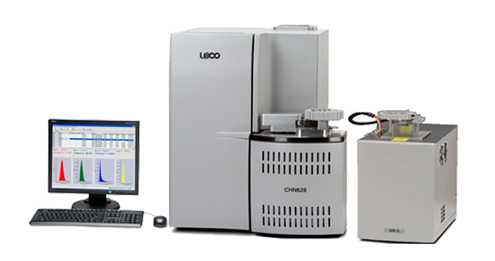 Modulo analizador de oxigeno compatible con CHN628so / truspec CHNSO (micro)
