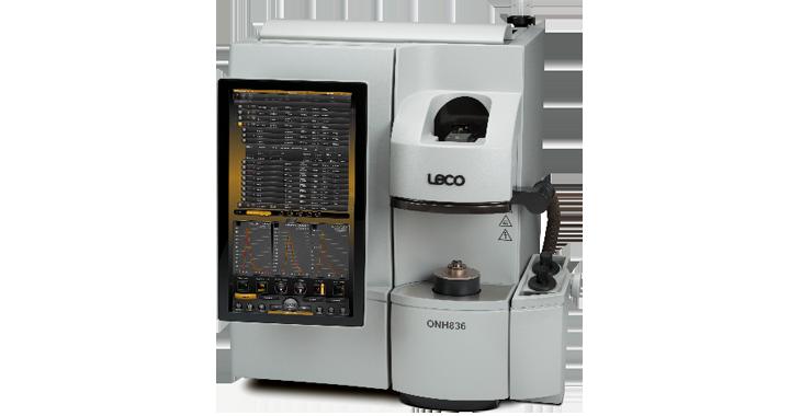 ON836 Analizador de oxigeno y nitrógeno (dos celdas de detección)