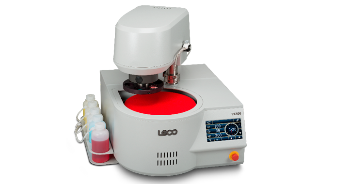 PX500 Desbastadora / pulidora