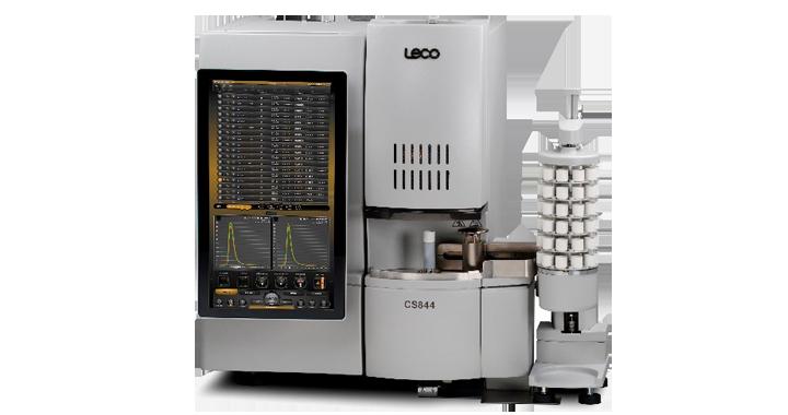 CS844 Analizador de carbón y azufre (dos celdas de detección)