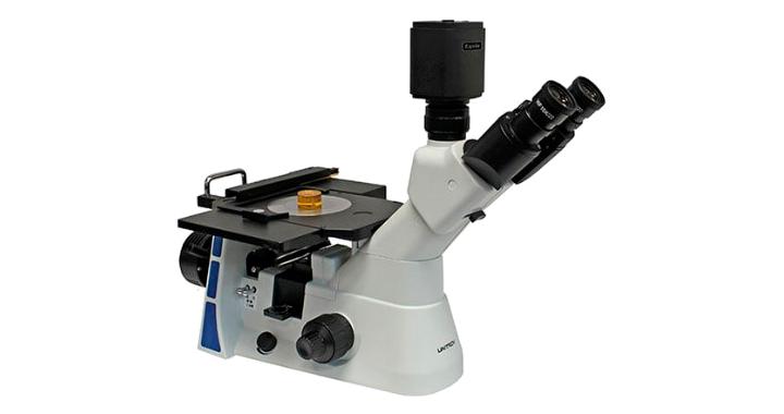 MEC 4 Microscopio metalúrgico invertido