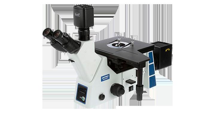 VERSAMET 4 Microscopio metalúrgico invertido